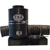 Boitier admission universel CDA BMC pour très gros moteurs