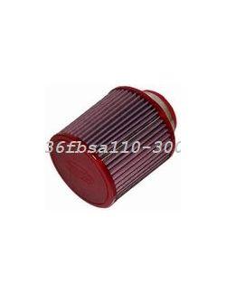 Filtre conique univ. BMC Single Air Top carbone diam 110  mm