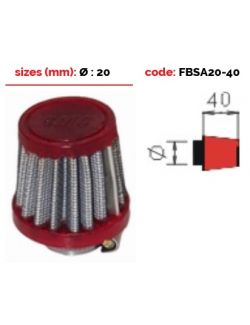 Filtre reniflard BMC diamètre 20 mm