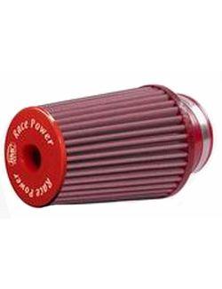 Universeel conisch filter BMC Twin Air Metallic Top 60 mm