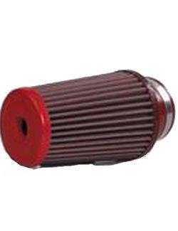 Filtre conique universel BMC Twin Air Top Polyur. diam 60 mm