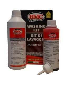 Kit entretien filtre à air BMC (détergent+bouteille huile)