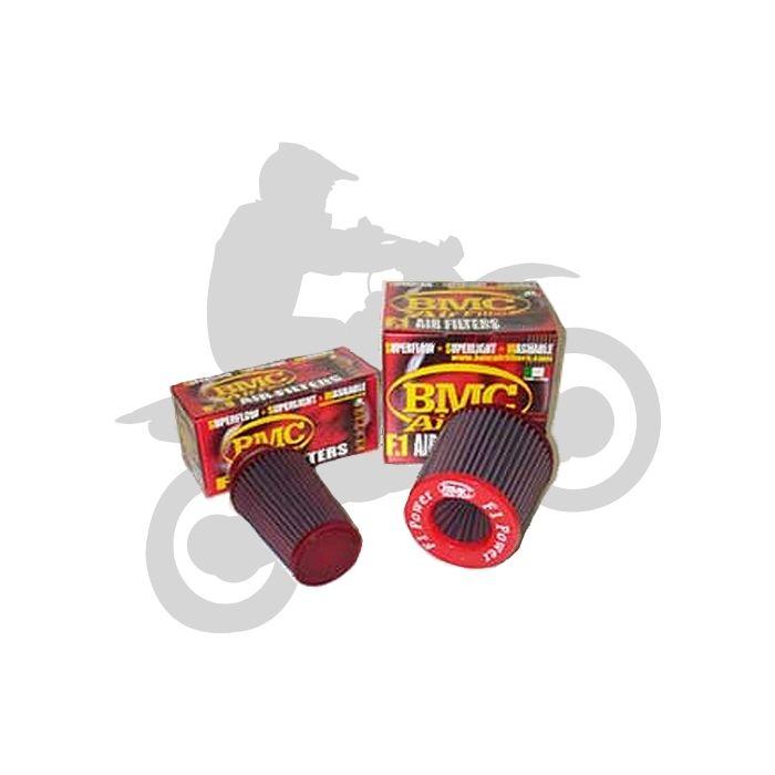 Filtre air conique droit moto BMC Single Air Diam 47mm