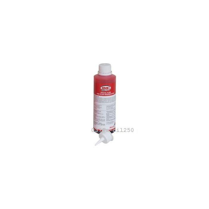 Huile liquide 250 ml pour régérération filtre à air BMC